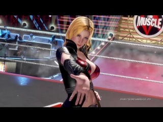 Dead or Alive 6 - Three Rumble Ready Fighters
