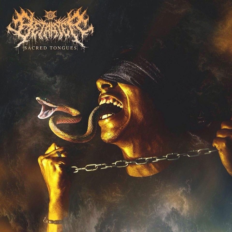 Betrayer - Sacred Tongues [EP] (2019)