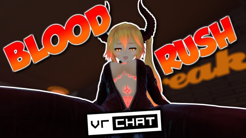VRCHAT - SEXY SUNDAY: BLOOD RUSH! (Spooktobor Edition)