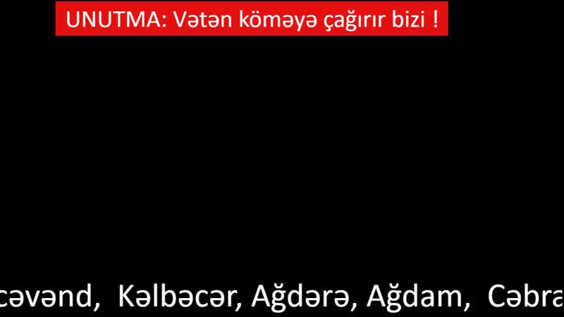 30.05.2019-Kimdir xalqın düşməni: Heydər Əliyev, yoxsa Rəhim Qazıyev?