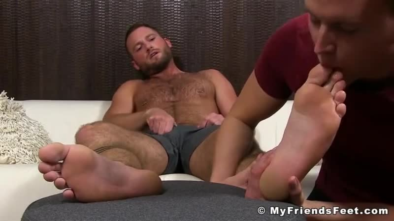 Hunk Feet