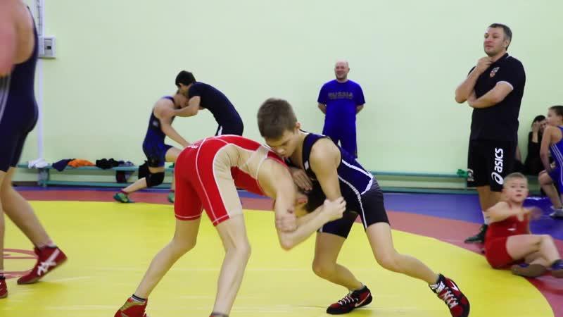 ВОЛЬНАЯ БОРЬБА Детско юношеская спортивная школа г Гурьевск