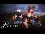 Astellia - Mage Gameplay - lvl 45 Solo Dungeon - 2nd CBT - PC - F2P - KR
