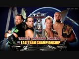 (WWE Mania) TLC 2009 Chris Jericho &amp Big Show (c) vs. D-Generation X (TLC Match for the Unified WWE Tag Team Championship)