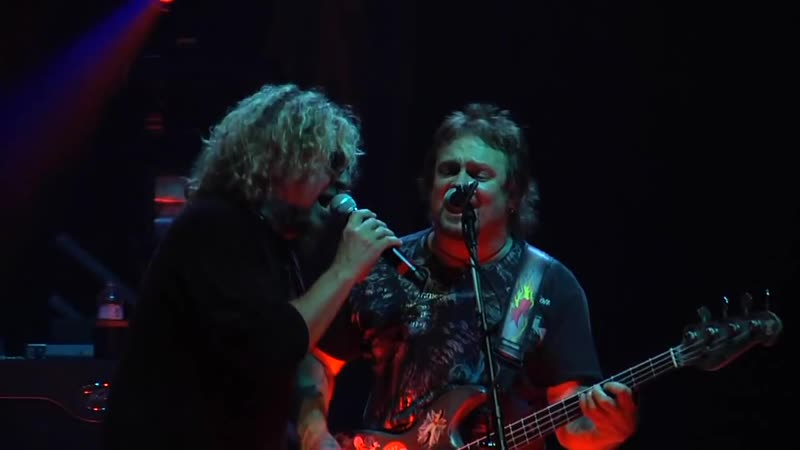 Chickenfoot Something Going Wrong Official Music Video 1