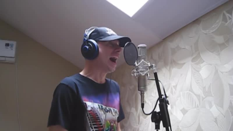 Dio The last in line vocal cover