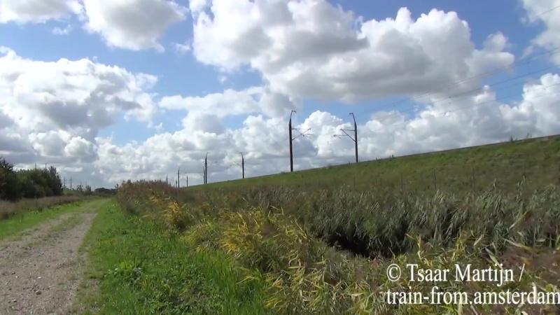 Hogesnelheidstreinen op de HSL-Zuid _ Highspeed trains at the HSL-Zuid 24-08-201.mp4