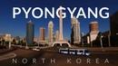 Peculiar Pyongyang North Korea DPRK 4k Time lapse Tilt shift