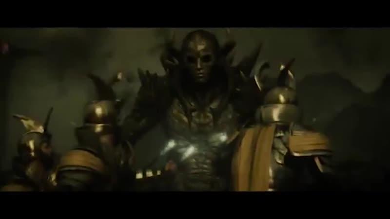 Асгард против Темных Эльфов Тор 2 Царство тьмы 2013 Отрывок из фильма