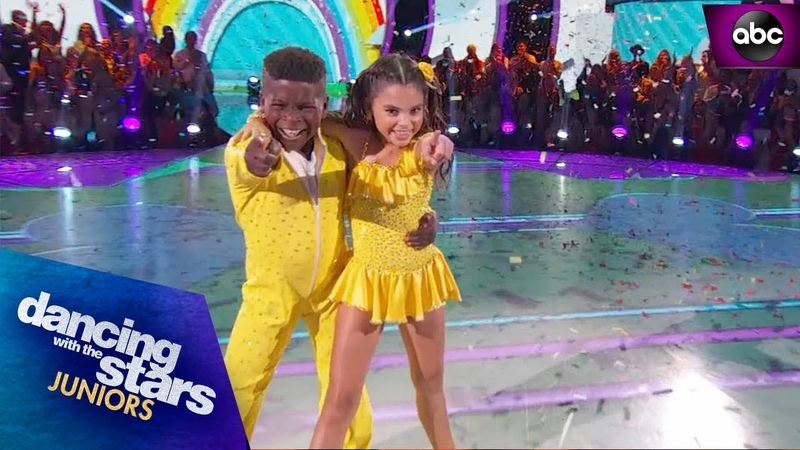 Ariana Artyon's Cha Cha - DWTS Juniors