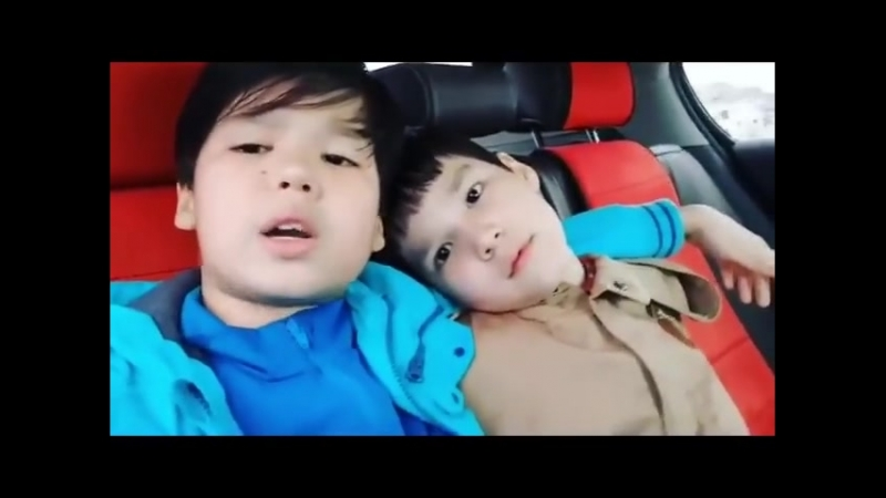 Песня Мама - Казахский мальчик (Нурмухаммед Жакып) (Покорила весь Интернет) Stud_HIGH.mp4