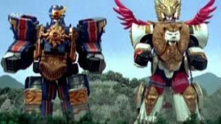 Power Rangers Mystic Force - Megazord Fights | Episodes 1-32