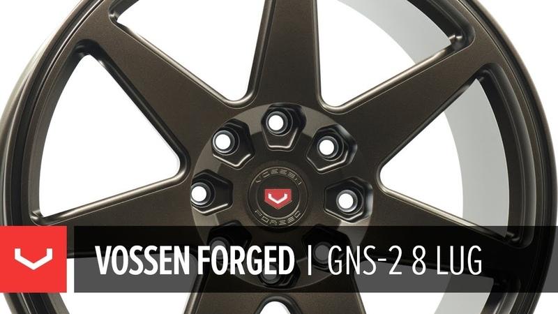 Vossen Forged | GNS-2 8-Lug Wheel | Satin Bronze