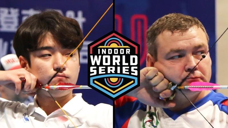 Iurii Demakov v Kim Taeyoon – compound men's bronze  Macau Open 2018