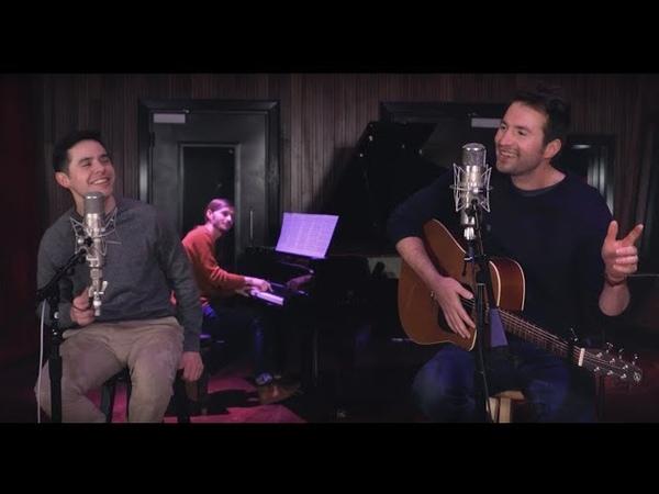 PERFECT Nathan Pacheco David Archuleta Ed Sheeran Andrea Bocelli cover
