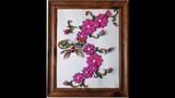 Learn to Quill Unique and Beautiful Quilled Flower Frame for Home Decor Quilling Flower Frame