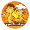 Пицца и суши, доставка по Москве - FoodBand.ru!