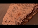 Марс 2018 июнь. Новейший автопортрет Кьюриосити в 4к. Пылевая буря спускается в кратер Гейл..mp4