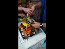 торт на выпускном кадетство
