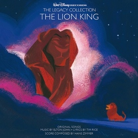 Hans Zimmer альбом Walt Disney Records The Legacy Collection: The Lion King