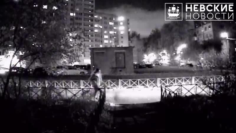 В Московском районе расследуют поджог детской коляски