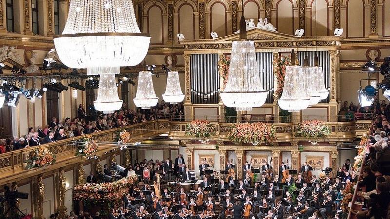Complete (HD 720p) - 2019 New Year's Concert Vienna - Neujahrskonzert Wien -Concert Nouvel An Vienne