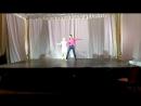 Первый чемпионат по свадебному танцу. Илья и Яна Дрязгины .