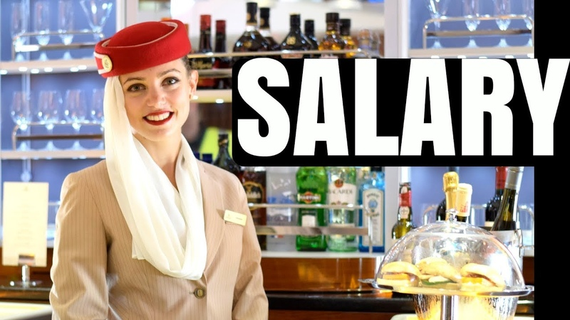 $$$ HOW MUCH EMIRATES CABIN CREW EARN SALARY DEDUCTIONS END OF SERVICE BONUS