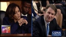 Kamala Harris Publicly EMBARRASSED After Grilling Kavanaugh About One Thing She Was CLUELESS Of