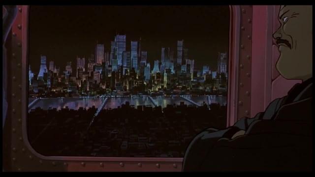 World of Akira