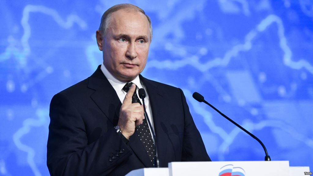 Путин предложил оказывать ветеранам ВОВ материальную помощь и решать их проблемы в приоритетном порядке