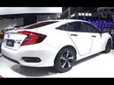 2016, 2017 Honda Civic Touring 2.0 L Turbo Sedan