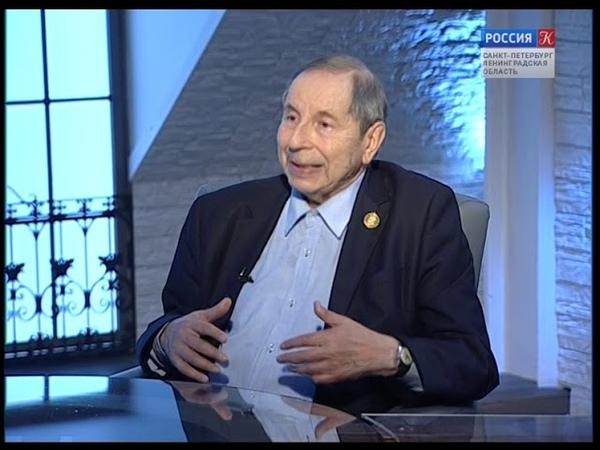 Петербургские встречи. Сергей Слонимский