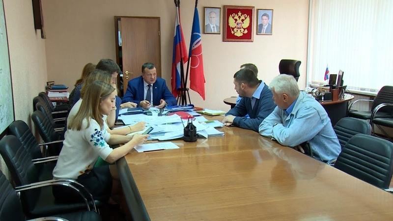 Газификацию многоквартирных домов ЖК Восточная Европа обсудили на стройчасе