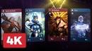 Artifact Gameplay - Full Match Played by Valve (4K)
