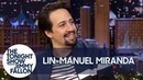 Lin-Manuel Miranda and Jimmy Reveal the Text Convo that Led to Two Goats in a Boat