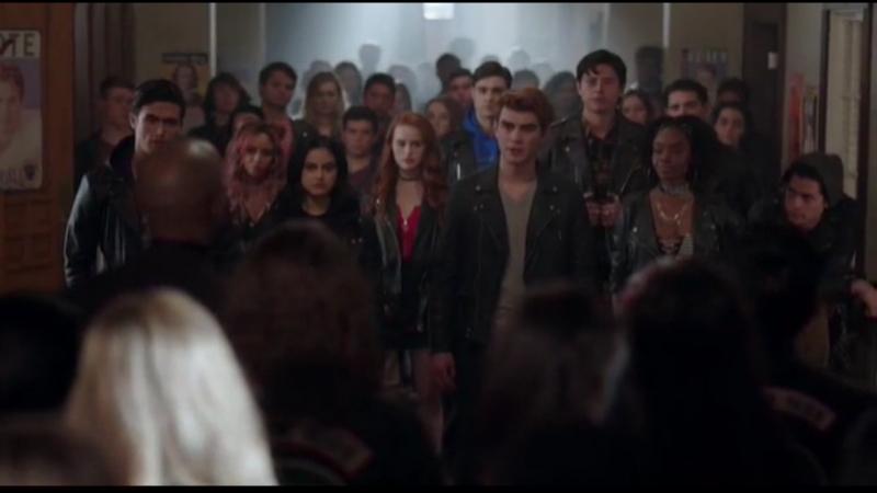 Ривердейл Riverdale Ривердэйл 2 сезон 22 серия Бетти и Вероники и Шерил и Тони ✌