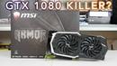 MSI RTX 2070 Armor UNBOXING GTX 1080 killer