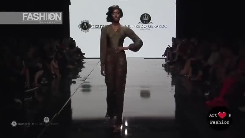 ARZAMENDI WILLFREDO GERARDO AHF Spring Summer 2017 Los Angeles - Fashion Channel