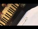 Пианино между автостопа