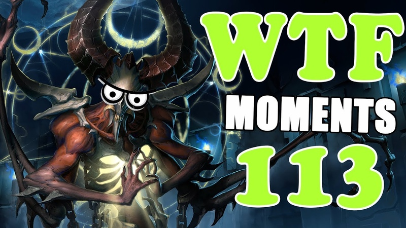 Heroes of The Storm WTF Moments Ep.113
