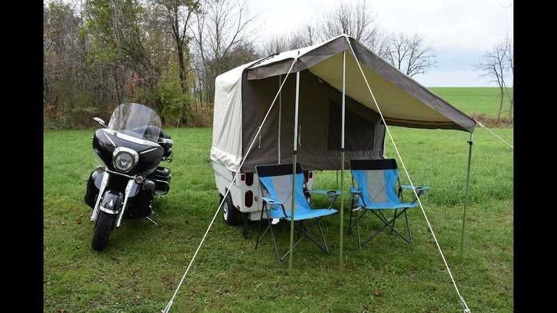 Kompact Kamp Mini Mate Camper Setup Tutorial
