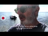 My random video diary - Matavai Beach (The Pacific In The Wake of Captain Cook with Sam Neill)