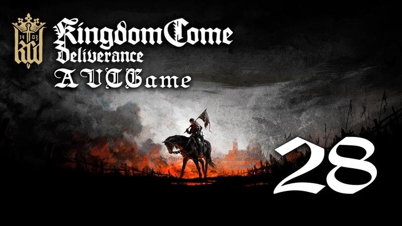 Прохождение Kingdom Come: Deliverance 28 - Помощь раненым