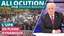 L'UPR en pleine dynamique Allocution de François Asselineau