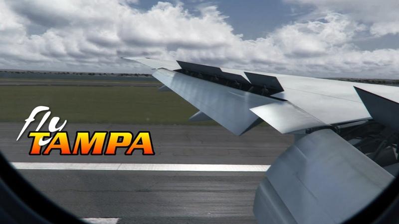 [Prepar3D] Boeing 777-300ER landing Sydney Australia HD