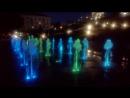 фонтаны внизу площади Славы