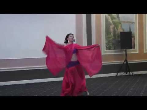 Тугова Надежда (рук. Колесникова Альмира). Фестиваль Eurasia Raks, г. Оренбург, 21.10.2018