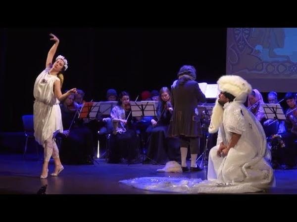 Пёрселл. The Cold Song, из оперы King Arthur. ТСМ, 13.04.2018