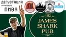Дегустация красноярского крафтового пива Большая лекция пивного сомелье в Джеймс Шарк Пабе